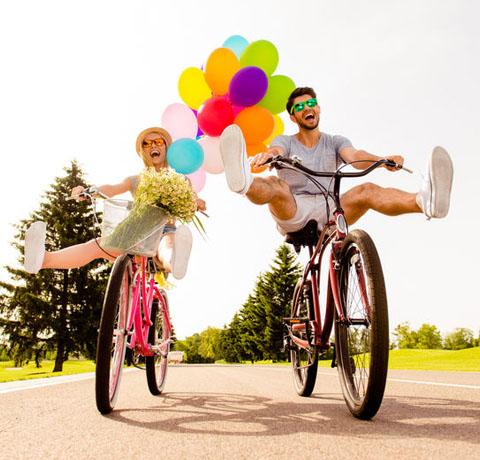 Fahrräder für Männer, Frauen und Kinder